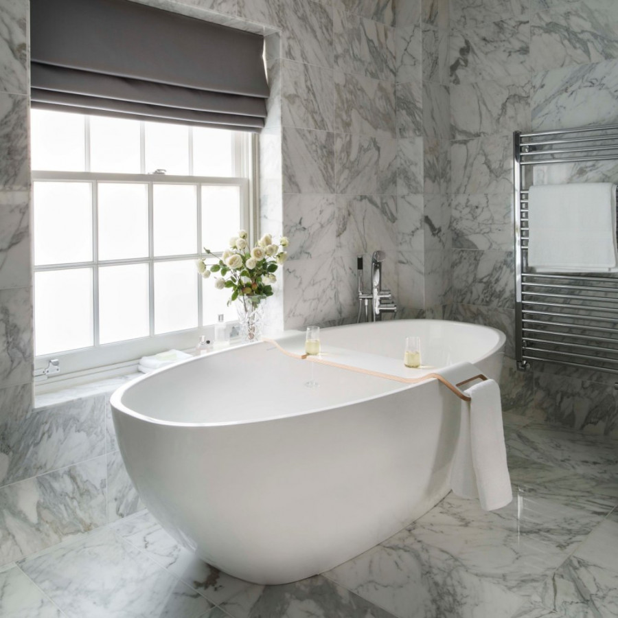 Bring Big Ideas to Life in Your Small Bathroom