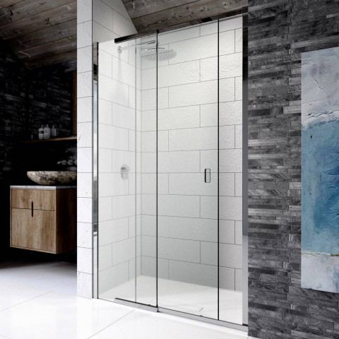 Kudos Pinnacle 8 Sliding Door For Recess