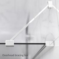 Kudos Inspire 3 Panel In-Fold Bath Screen