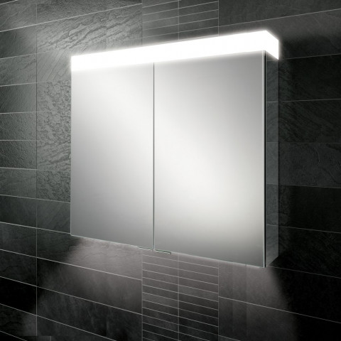 HIB Apex 100 LED Aluminium Cabinet