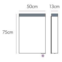 HIB Apex 50 LED Aluminium Cabinet