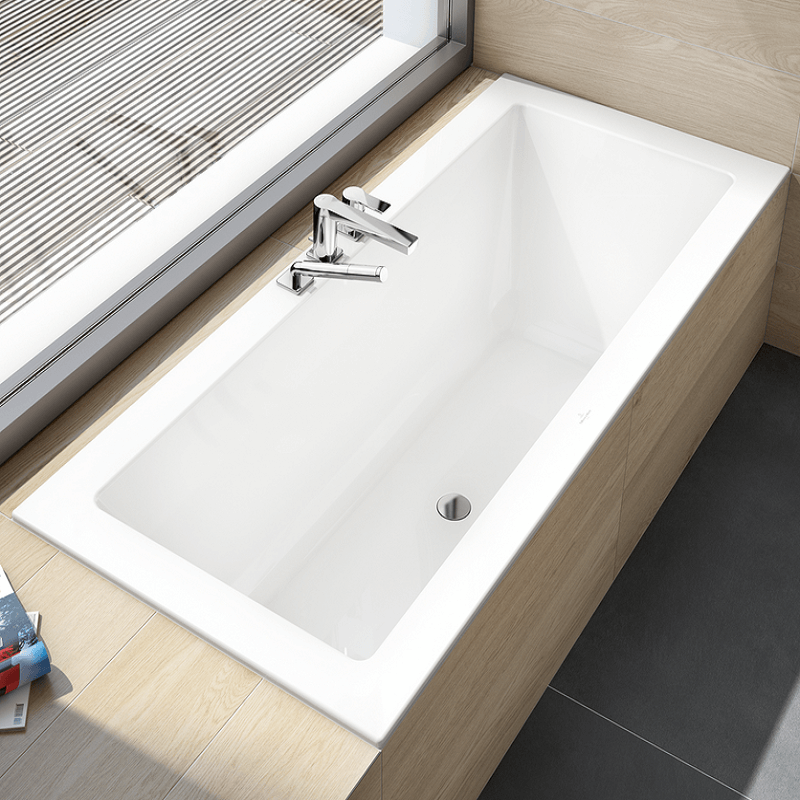 Villeroy & Boch Legato Double Ended Bath
