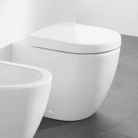 Villeroy & Boch Subway 2.0 Rimless Back To Wall Toilet
