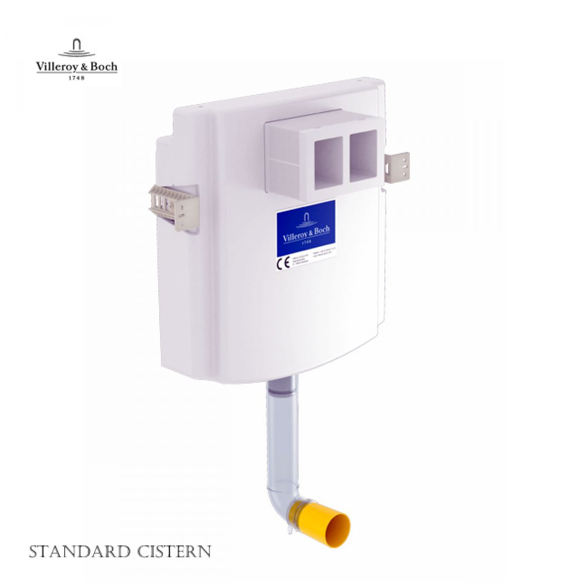 Villeroy & Boch ViConnect Concealed Cistern