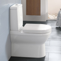 Villeroy & Boch O.Novo Close Coupled Closed Back WC