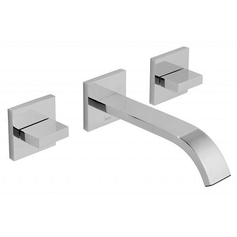 Vado Geo Wall Mounted Basin Mixer