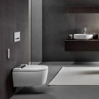 Geberit AquaClean Sela Rimless Shower Toilet
