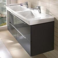 Villeroy & Boch Subway 2.0 XXL Double Washbasin Unit