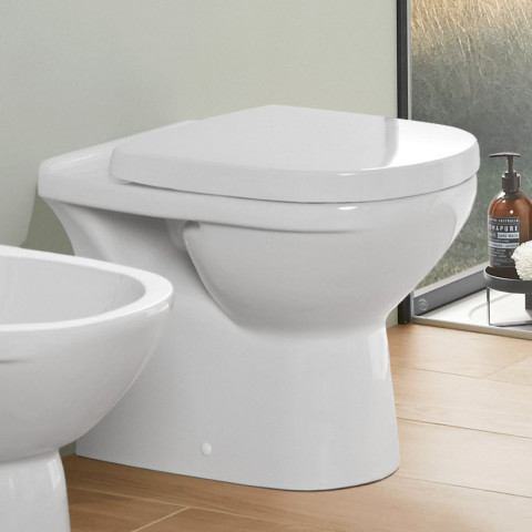 Villeroy & Boch O.Novo Back to Wall Toilet