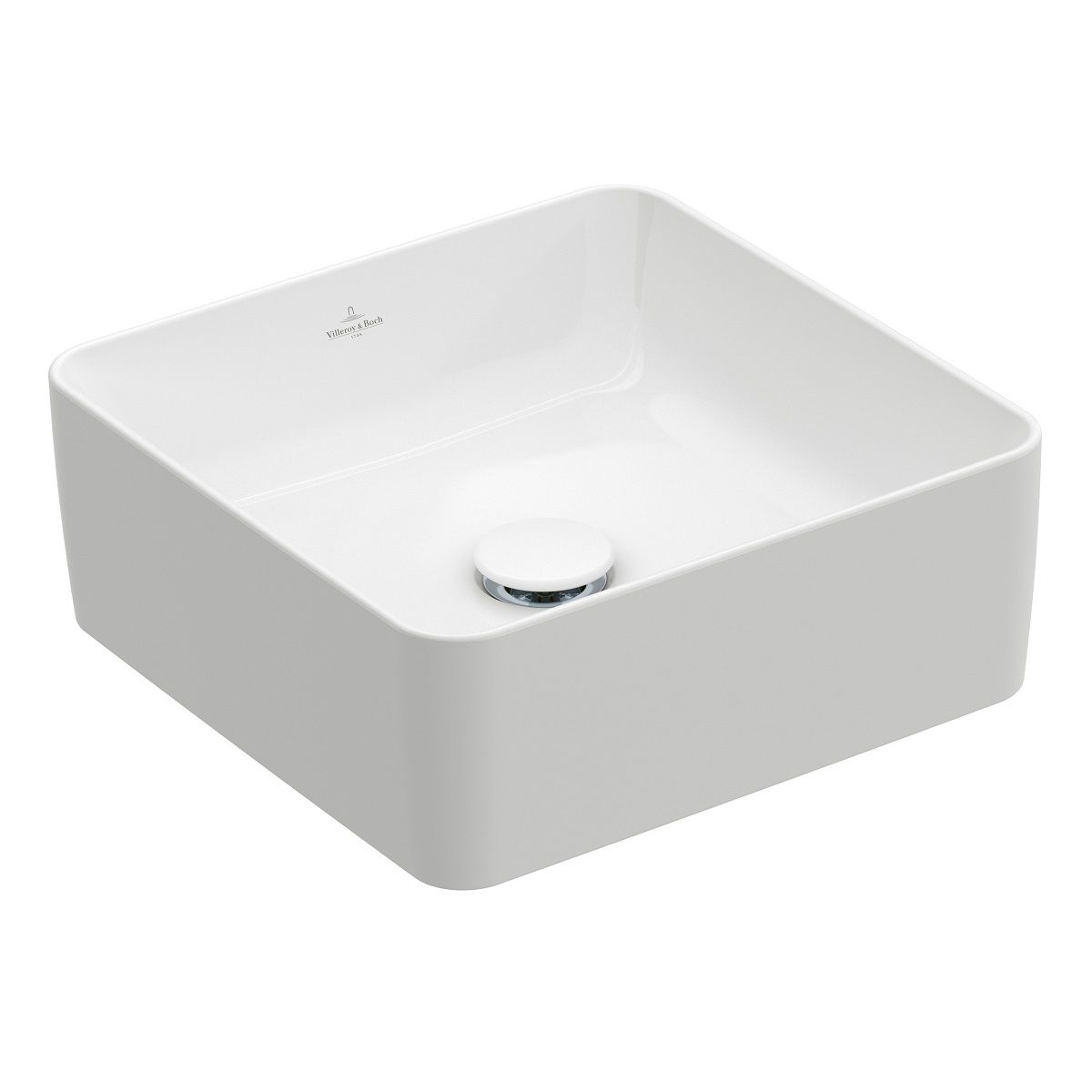 Villeroy & Boch Collaro Square Countertop Basin