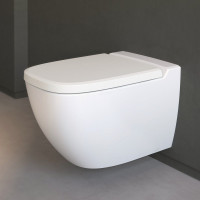 Villeroy & Boch Antheus Wall Hung Rimless Toilet