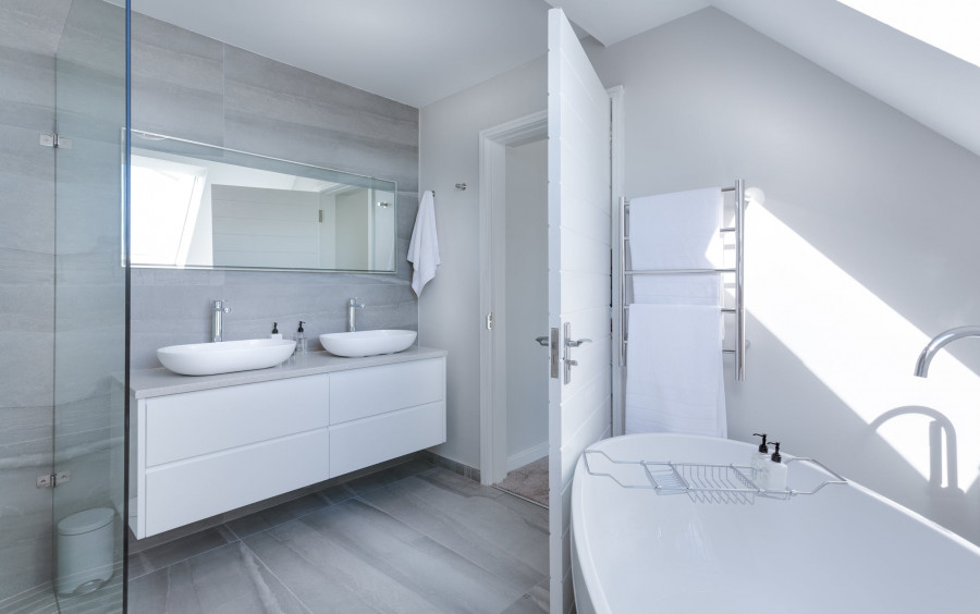 Increase the value of your home with a new bathroom