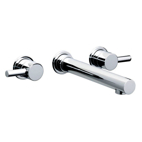 Swadling Absolute Wall Mounted Basin Mixer Tap