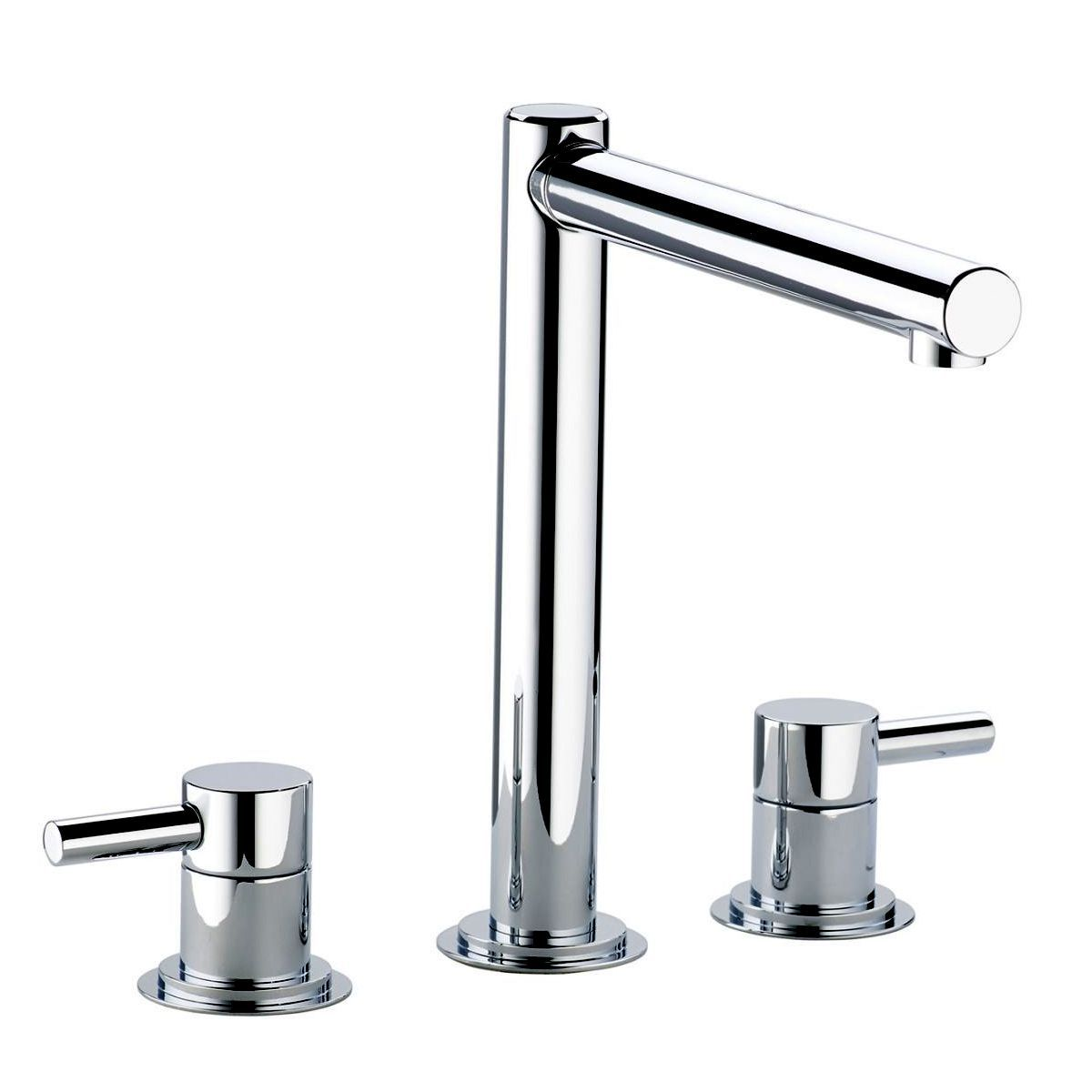 Swadling Absolute Tall Deck Mounted Basin Mixer