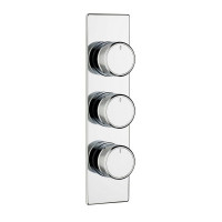 Swadling Engineer Thermostatic Twin Outlet Shower Mixer