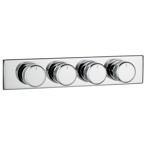 Swadling Engineer Thermostatic Three Outlet Shower Mixer