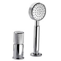 Swadling Engineer Bath Mounted Hand Shower with Mixer Valve