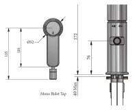 Swadling Engineer Bidet Mixer Tap