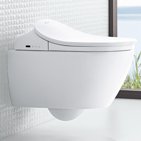 Villeroy & Boch ViClean L Shower Toilet