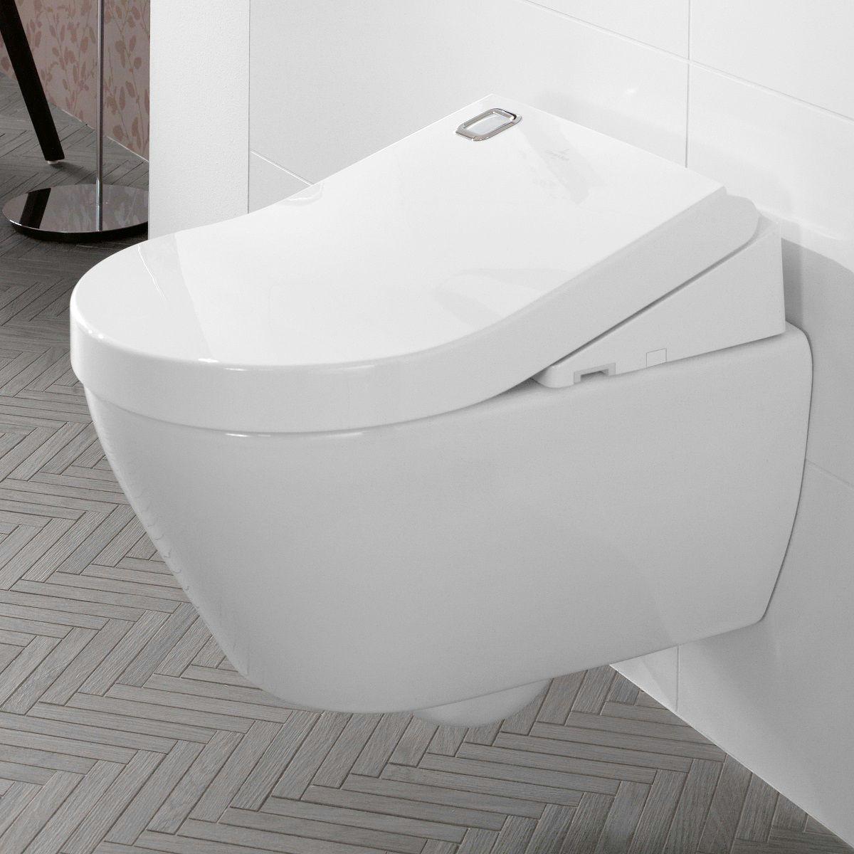 Villeroy & Boch ViClean U+ Shower Toilet