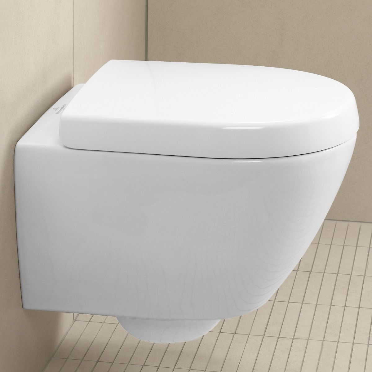 Villeroy & Boch Subway 2.0 Compact Wall Hung WC