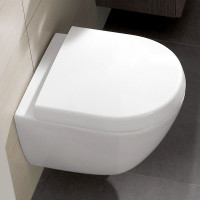 Villeroy & Boch Subway 2.0 Compact Rimless Wall Hung WC