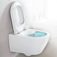 Villeroy & Boch Subway 2.0 Rimless Wall Hung WC with ViFresh