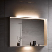 All of the lights: Illuminated Bathroom Mirrors