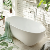 Waters Elements Evolve 1680mm Freestanding Bath