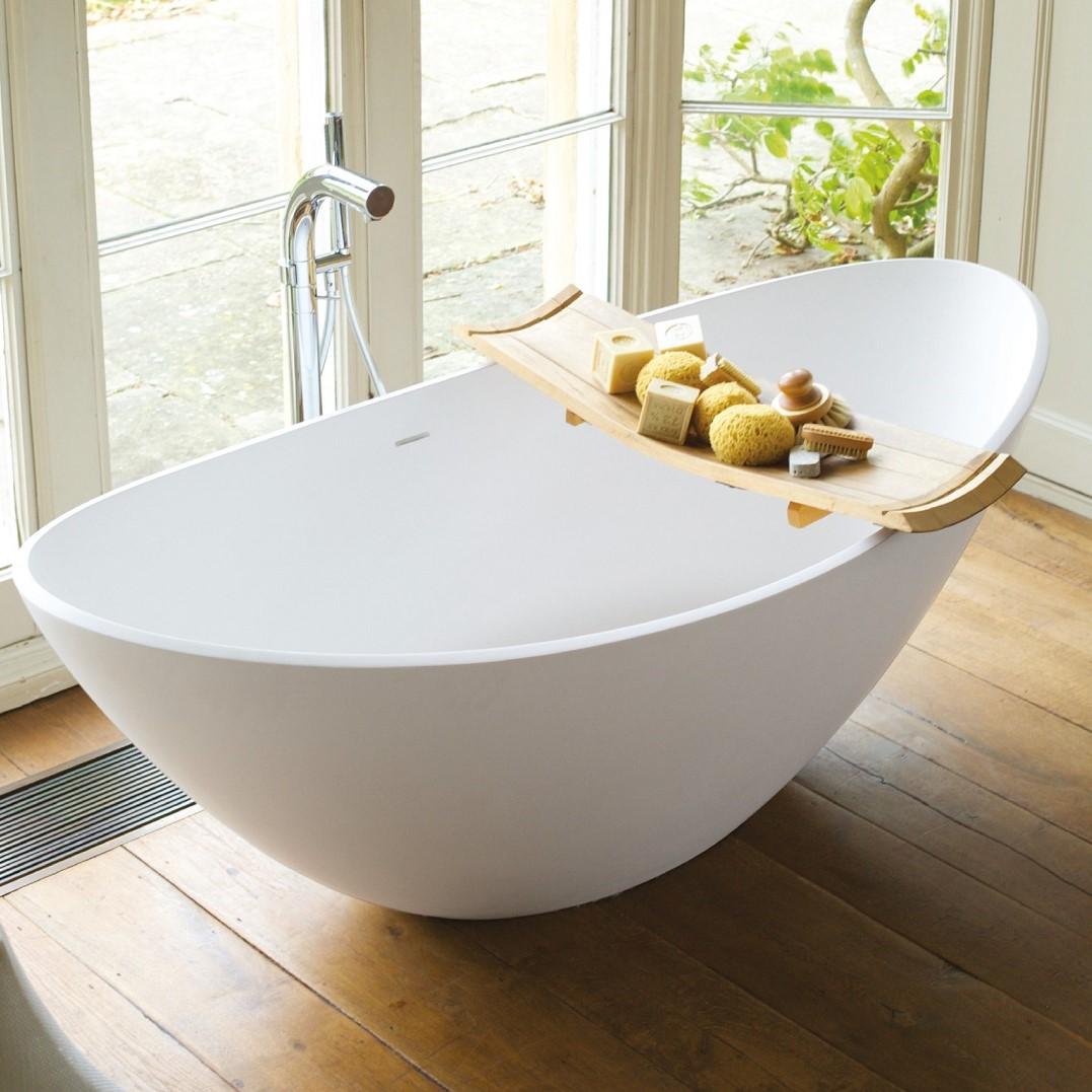 Waters Elements Breeze 1720mm Freestanding Bath