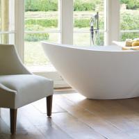 Waters Elements Breeze 1720mm Freestanding Bath