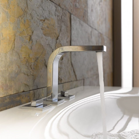 Keuco Edition 11 Three Hole Basin Mixer