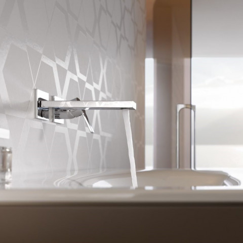 Keuco Edition 11 Wall Mounted Basin Mixer