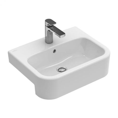 Villeroy & Boch Architectura Semi-Recessed Washbasin