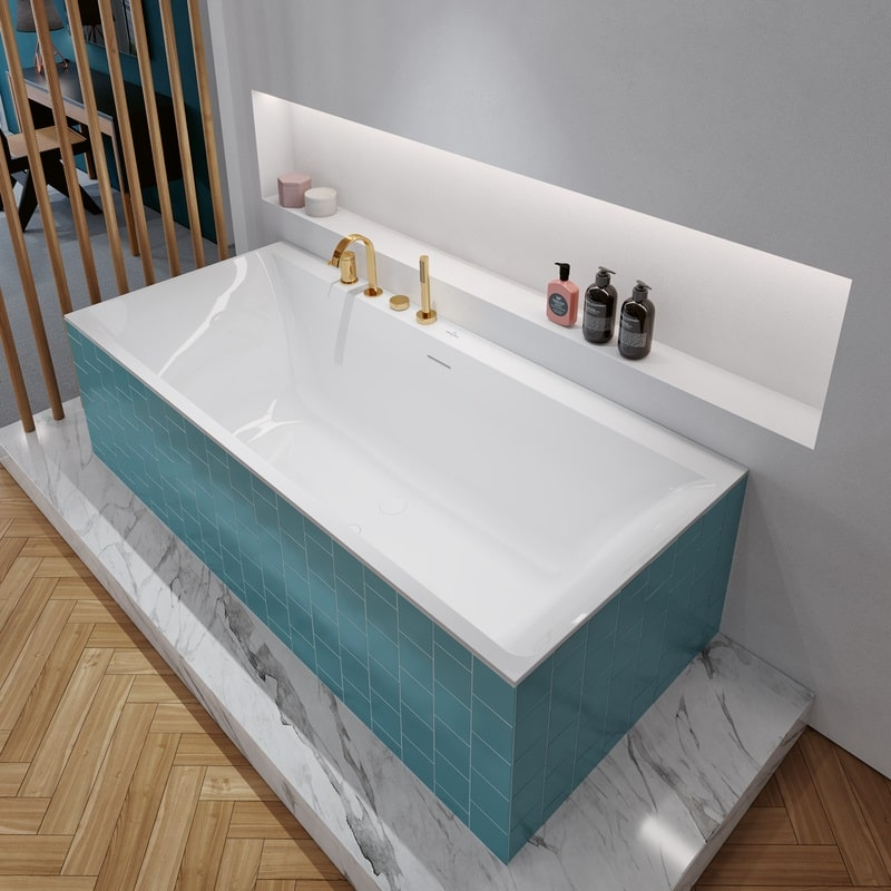 Villeroy & Boch Subway 3.0 Bath